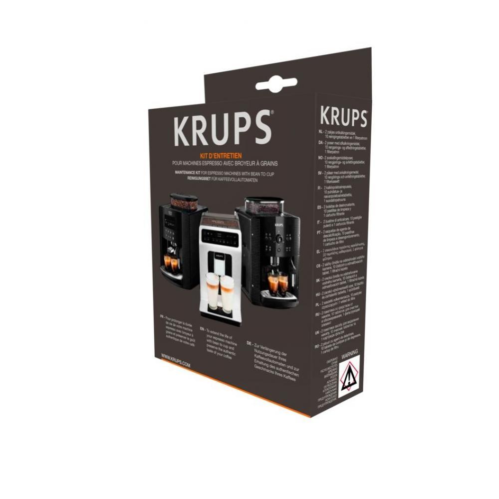 Набор для обслуживания кофемашины XS530010