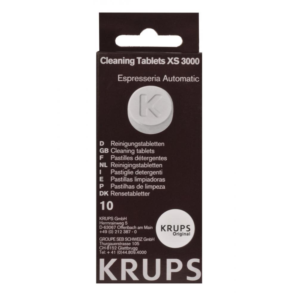 Чистящее средство для кофемашины табл.д/гидросист. Krups XS300010