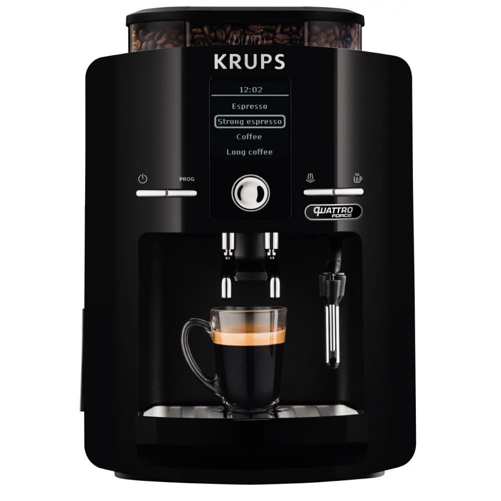 Автоматическая кофемашина ESPRESSERIA EA82F010