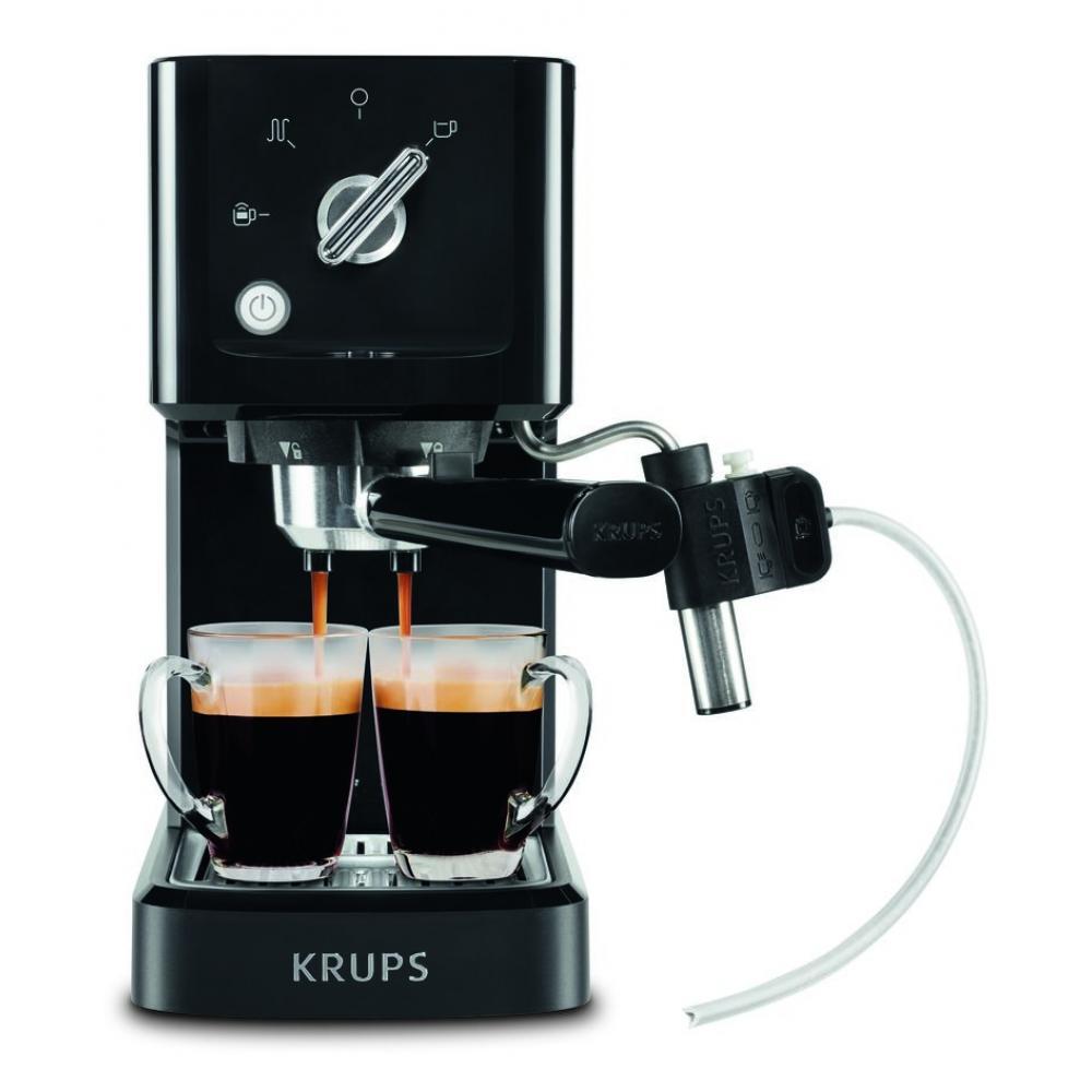 Рожковая кофеварка CALVI LATTE (XP345810)