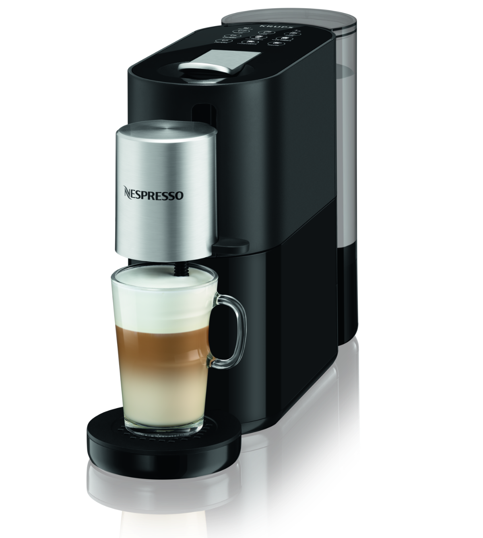 Капсульная кофемашина Krups Nespresso Atelier Krups XN890810 кофемашина капсульная bosch tas6003