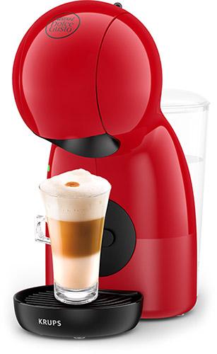 Капсульная кофемашина Krups PICCOLO XS KP1A0510 кофемашина капсульная bosch tas6003