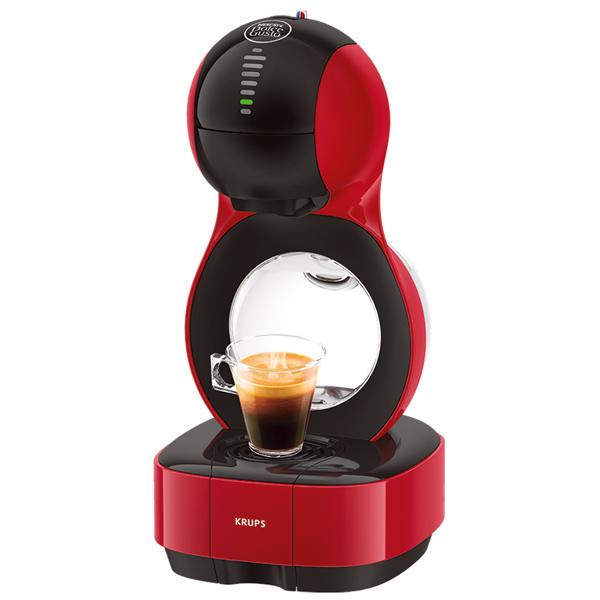 Капсульная кофемашина Krups LUMIO KP130510 кофемашина капсульная bosch tas6003