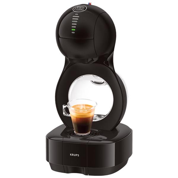 Капсульная кофемашина Krups LUMIO KP130810 кофемашина капсульная bosch tas6003