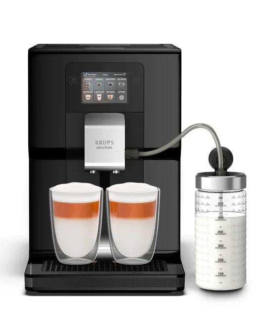 Фото - Автоматическая кофемашина Krups Intuition Preference EA873810 кофемашина krups ea 891d