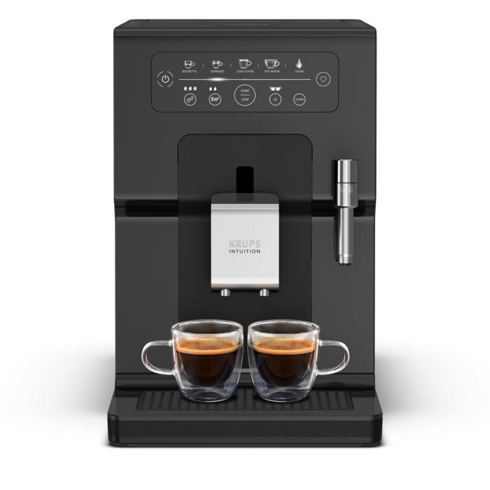 Автоматическая кофемашина Krups Intuition Essential EA870810