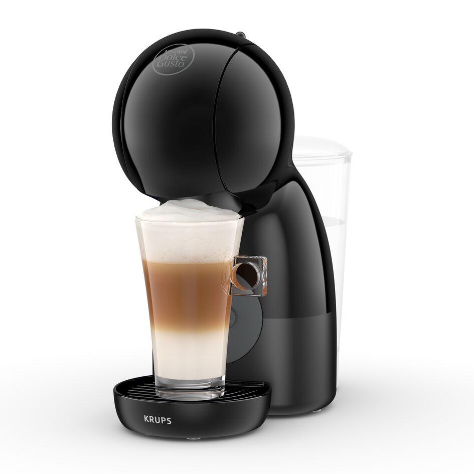 Капсульная кофемашина Krups Piccolo XS KP1A3B10 кофемашина капсульная bosch tas6003