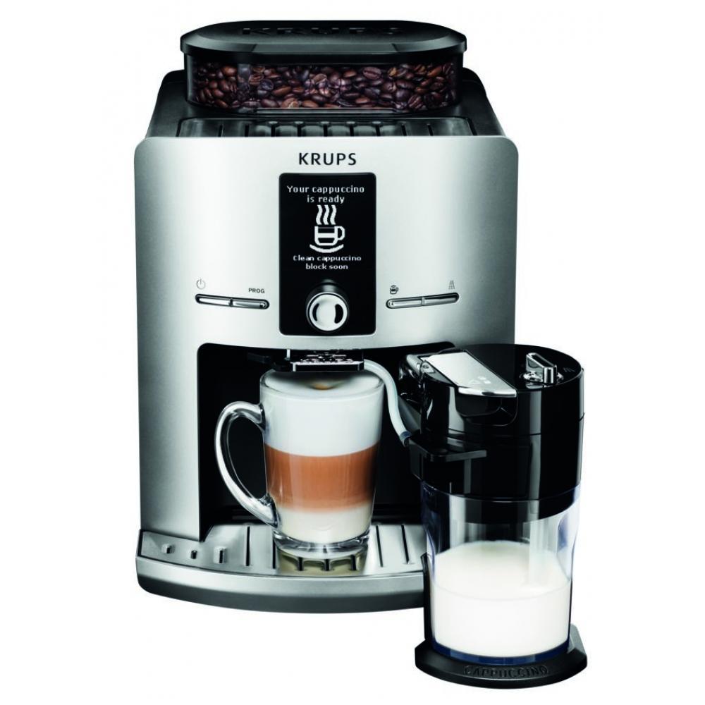 Автоматическая кофемашина Krups Espresseria EA829E10